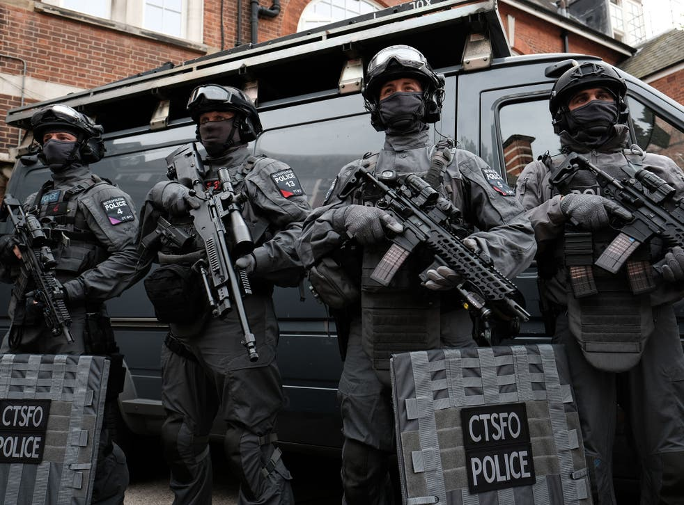 Training for a new generation of armed police have been promised to protect the capital from terrorism