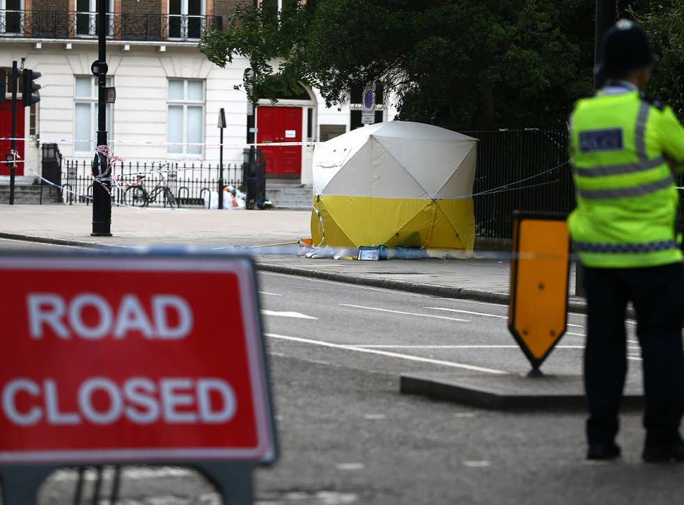 The knife attack in Russell Square was close to where one of the 7/7 bombs went off