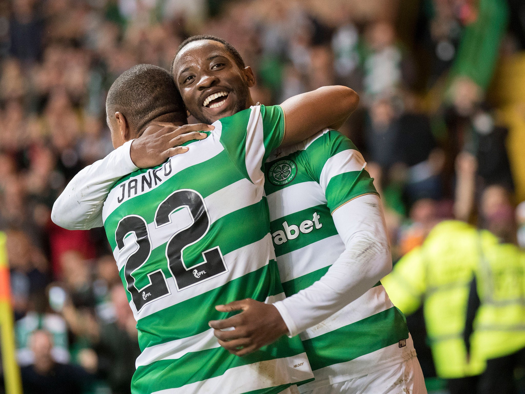 Celtic vs Astana Moussa Dembele finds his goalscoring boots to