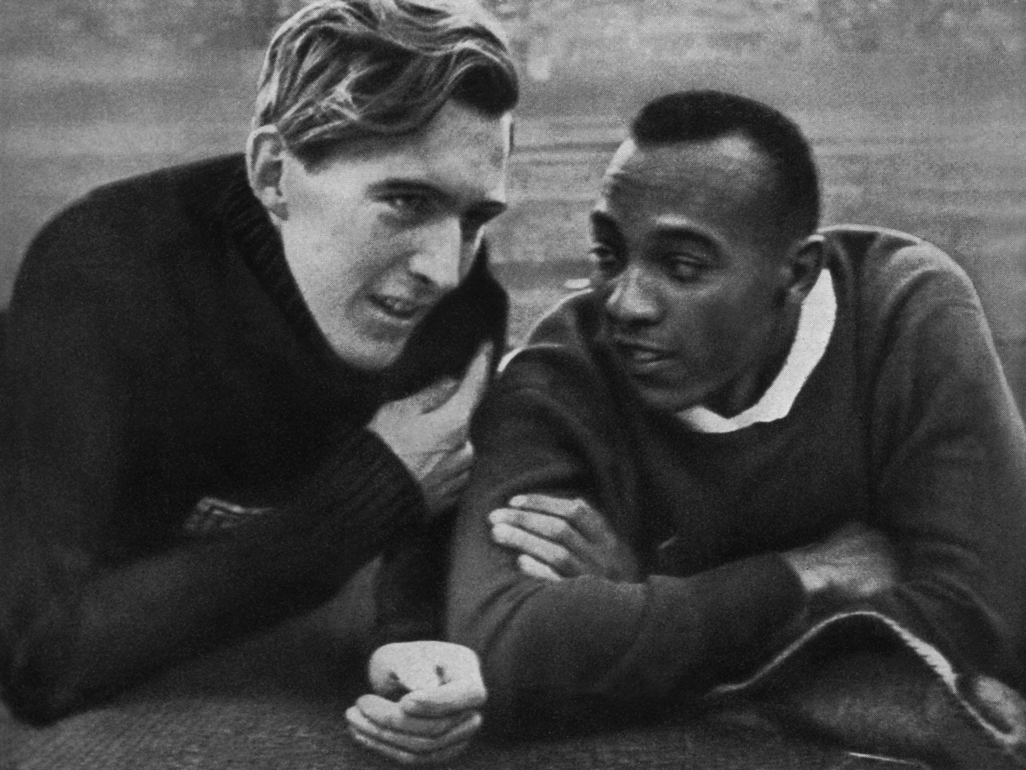 5b920112c9752 Great Olympic Friendships: Jesse Owens, Luz Long and a beacon of brotherly  love at the Nazi games | The Independent