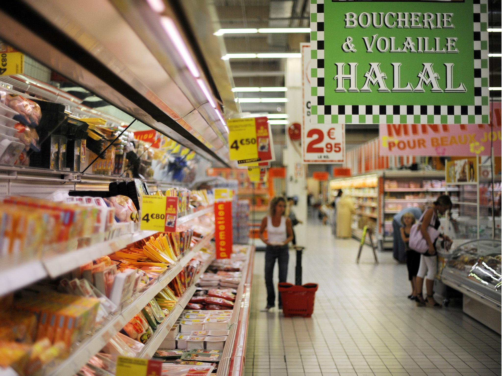 Image result for colombes france halal market