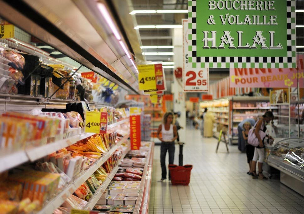 Halal supermarket in Paris told to sell pork and alcohol or face closure.   7f9b2d3c27