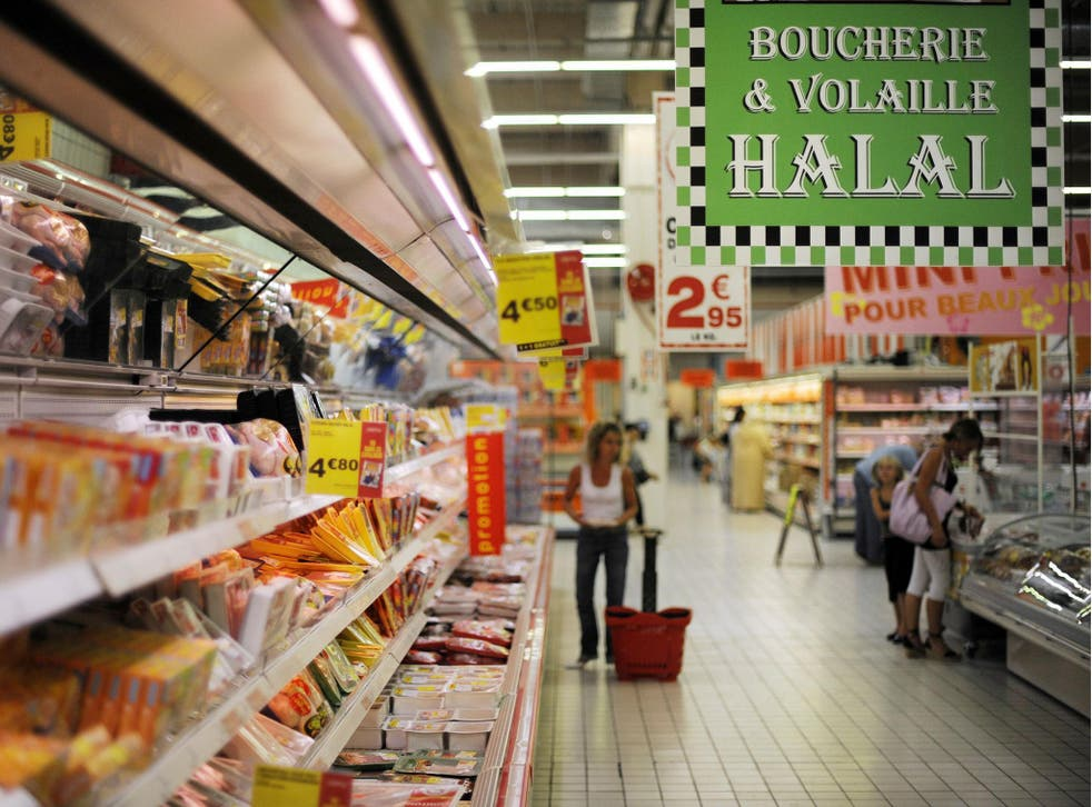 'It's business,' the manager of Good Price said, 'I look around me and I target what I see'
