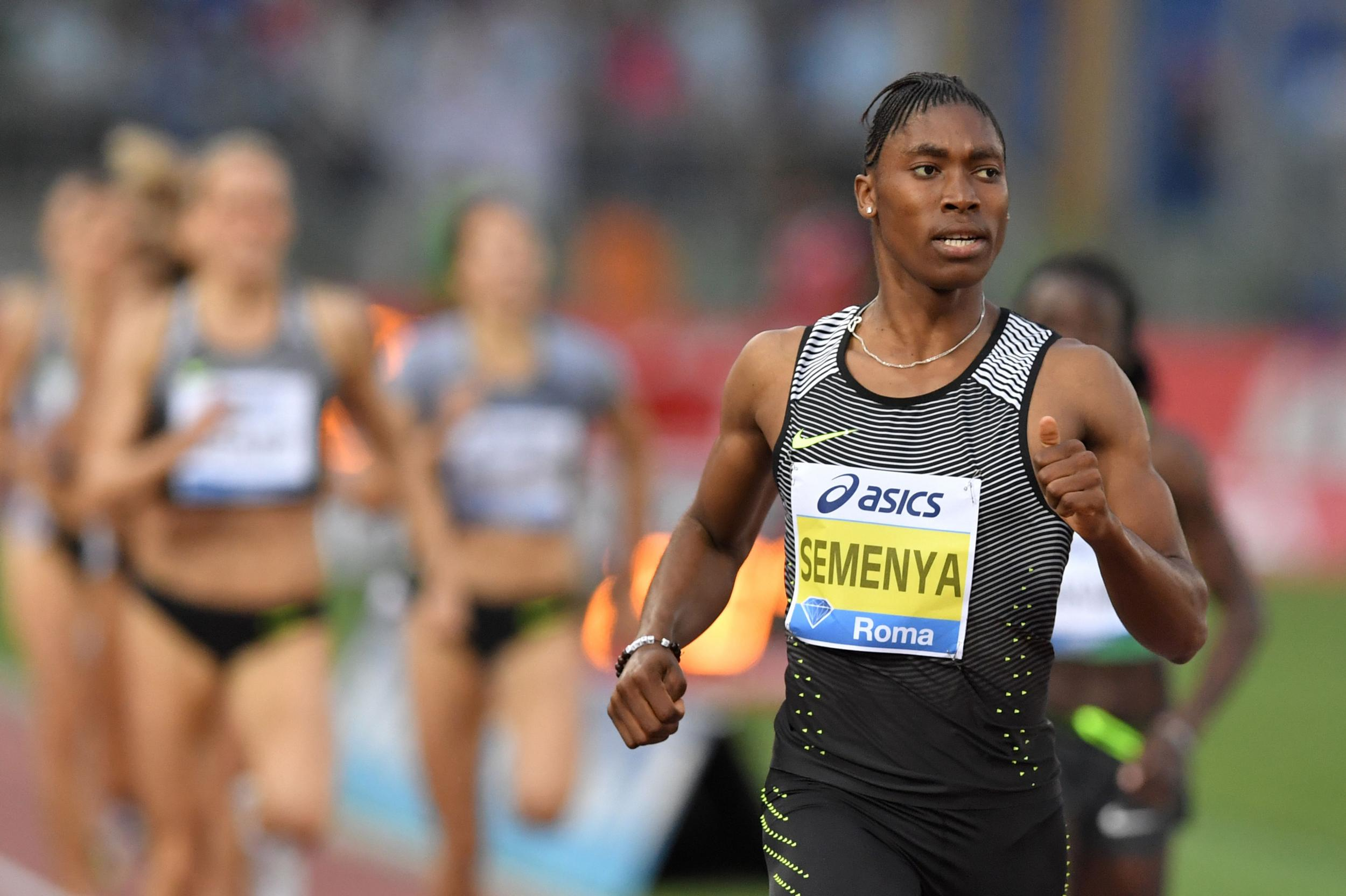 Caster Semenya The Female Athlete Subjected To A Gender -2845