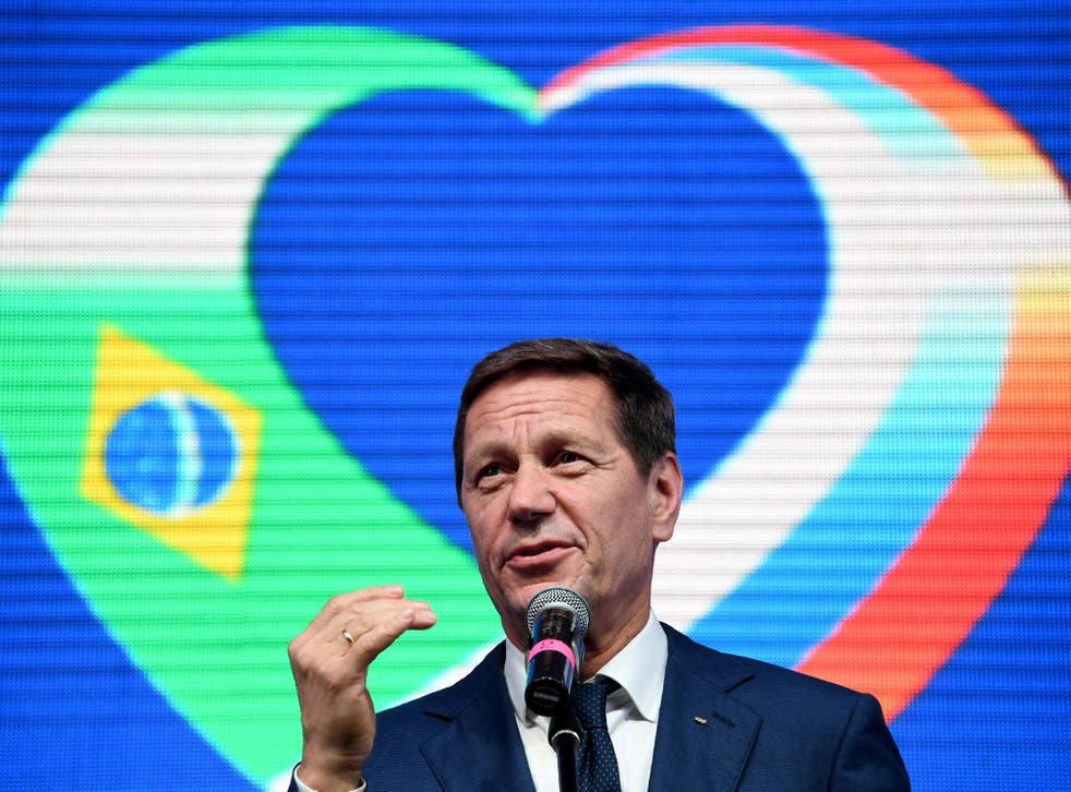 Russian Olympic Committee head Alexander Zhukov claimed Russia have been harshly treated ahead of the Olympics