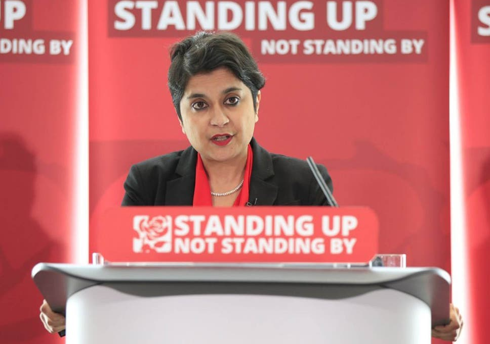 Shami Chakrabarti appointed shadow Attorney General by Jeremy Corbyn