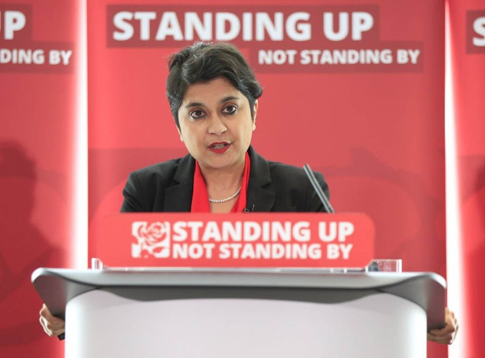 Baroness Chakrabarti has been appointed to the shadow Cabinet a month after being made a life peer by Mr Corbyn