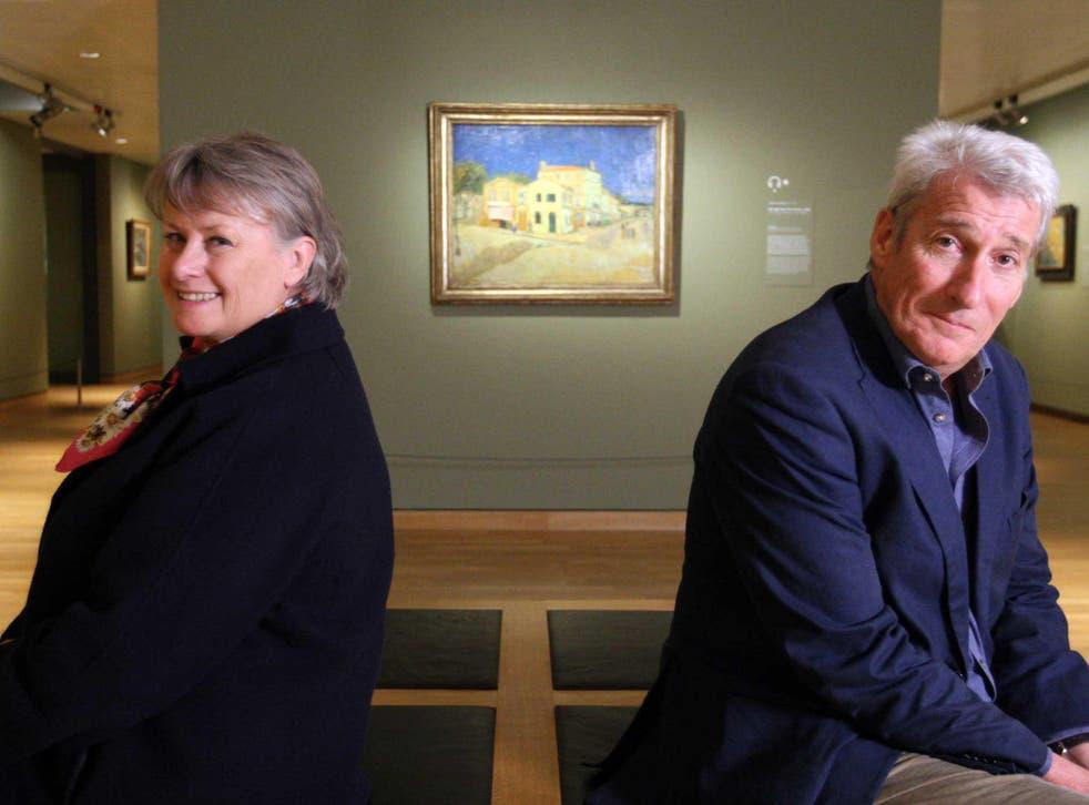 Jeremy Paxman lends an ear to historian Bernadette Murphy's account of a dark episode in art history