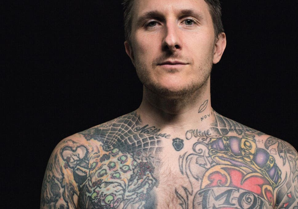 c08f9d0819a1a Tattoo artist Scott Campbell   People talk about tattoos being permanent