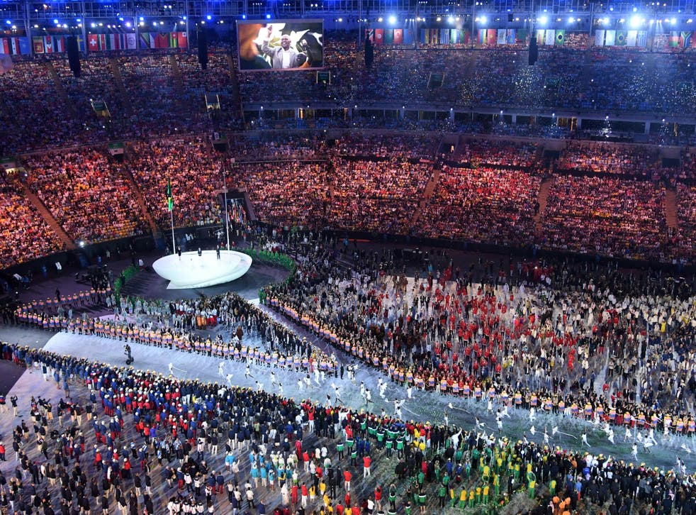 NBC viewers were forced to watch Rio's opening ceremony on a one-hour time delay