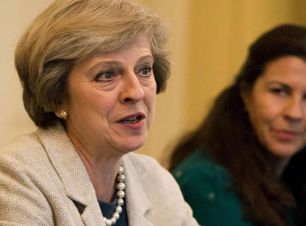 Theresa May has scuppered Leave campaigners' hopes of a points-based immigration system