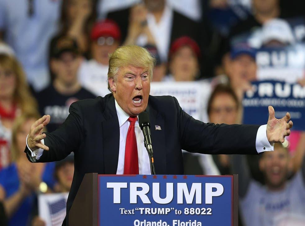 """A Harvard medical professor said Trump """"defines"""" narcissistic personality disorder"""