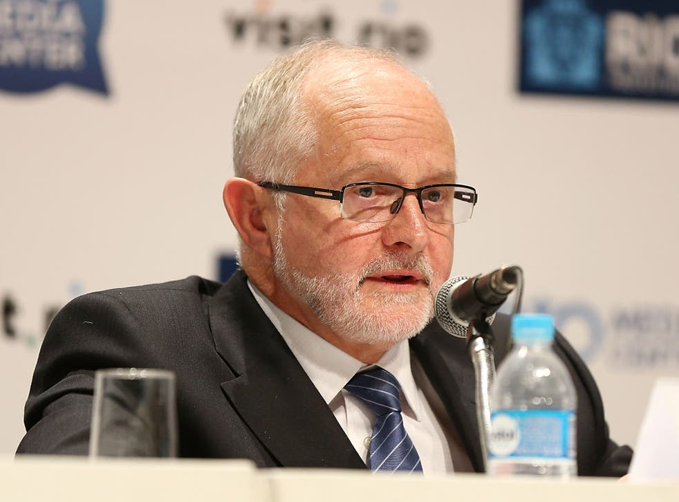 International Paralympic Committee president Philip Craven confirmed Russia will be banned from Rio