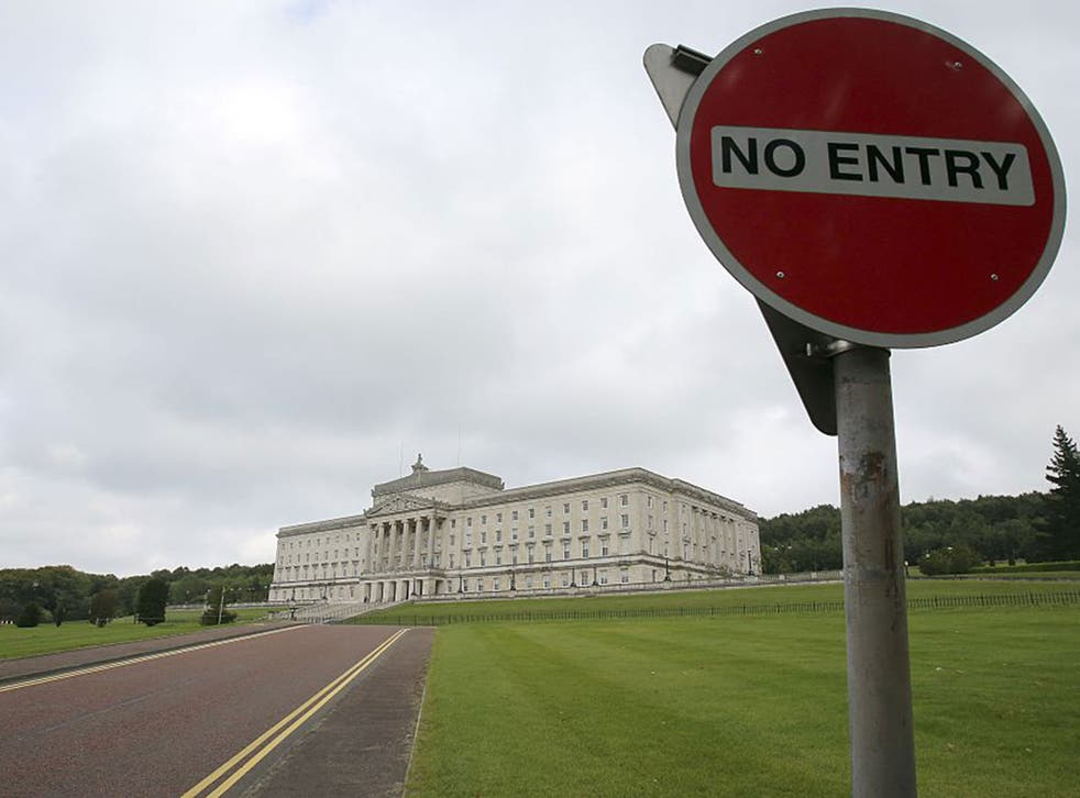 Power sharing has now been suspended at Stormont in Belfast since January 2017