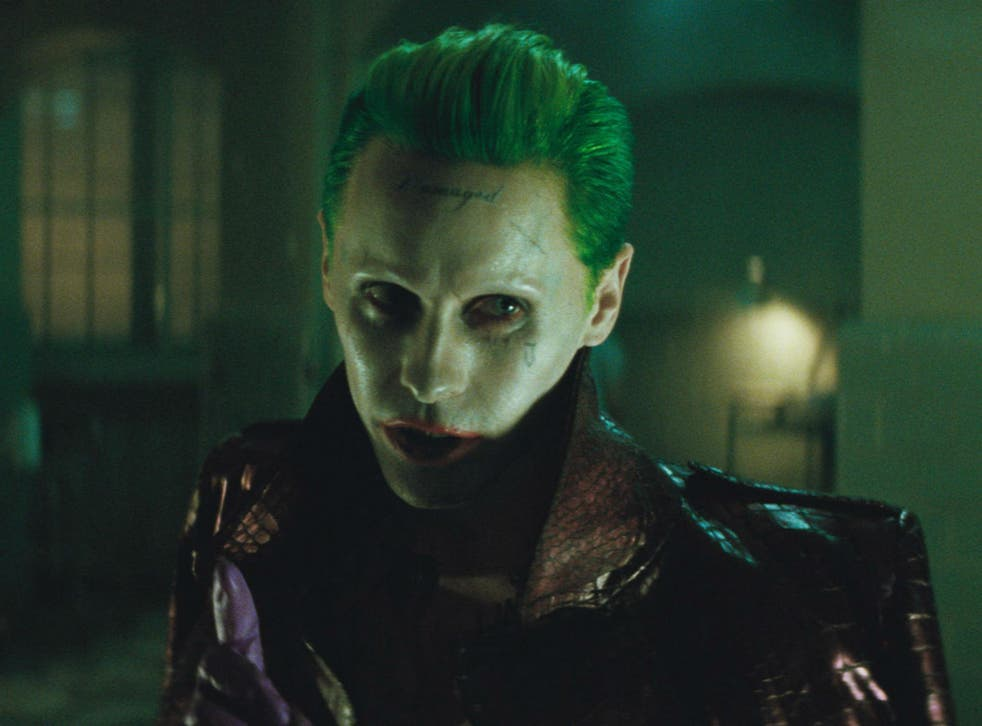 Jared Leto is only in Suicide Squad for circa 15 minutes of the movie