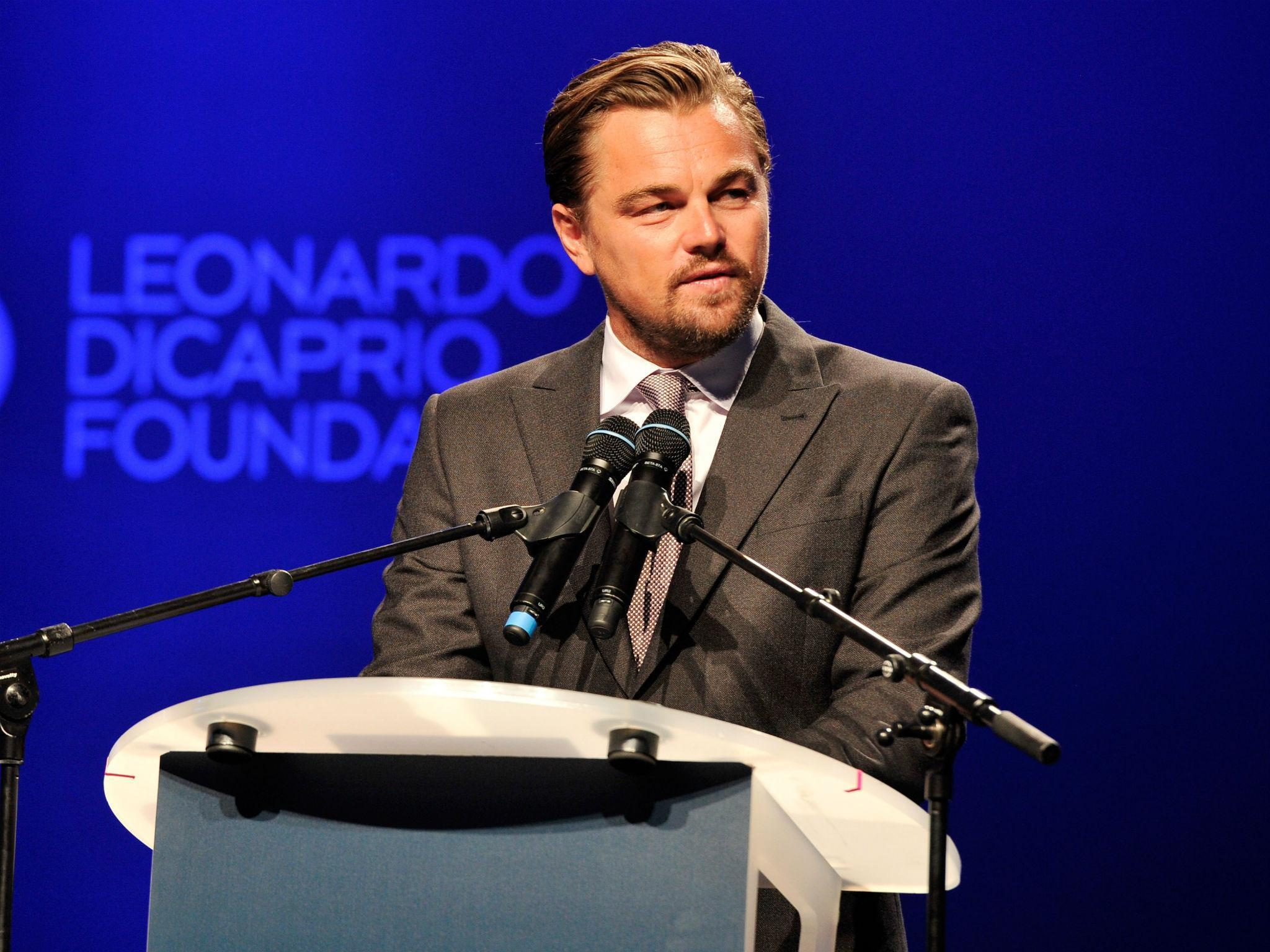 Leonardo DiCaprio's Oscar speech spiked climate change searches and discussions on social media, study finds