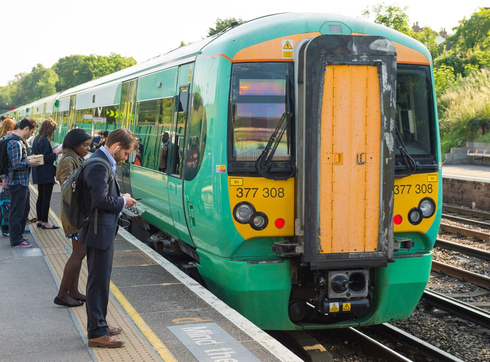 Southern Rail passengers have faced months of delays while the rail operator has seen profits up 25%