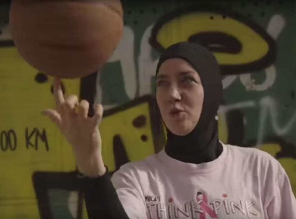 Indira Kaljo says the 'struggle is still real' for women in hijabs who want to play