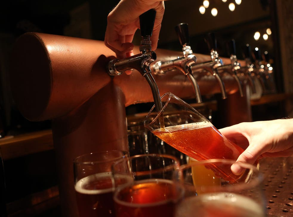 Government banned the sale of beer in small grocery shops in 2015