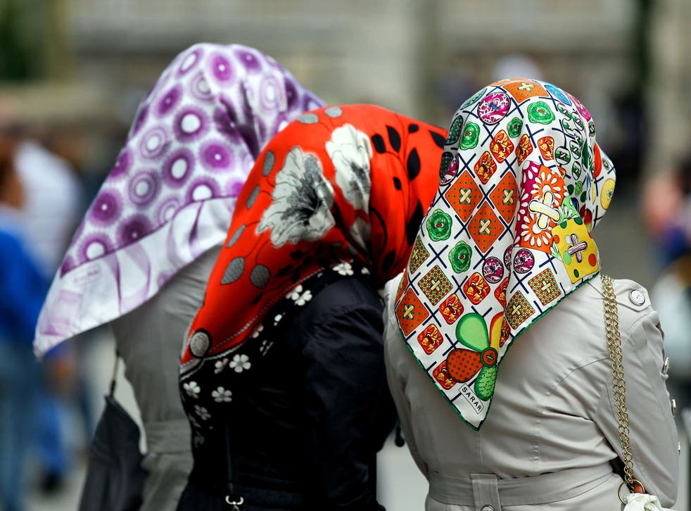 Two women from France and Belgium brought case after being dismissed from work for refusing to remove headscarves