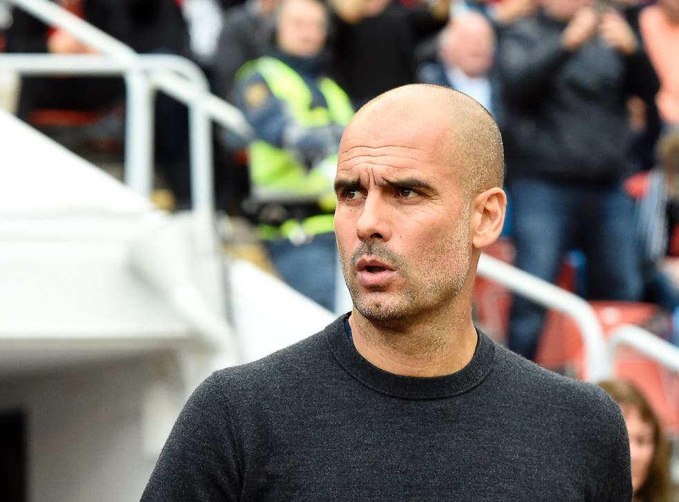 Guardiola will come up against old foe Mourinho in cross-town rivalry