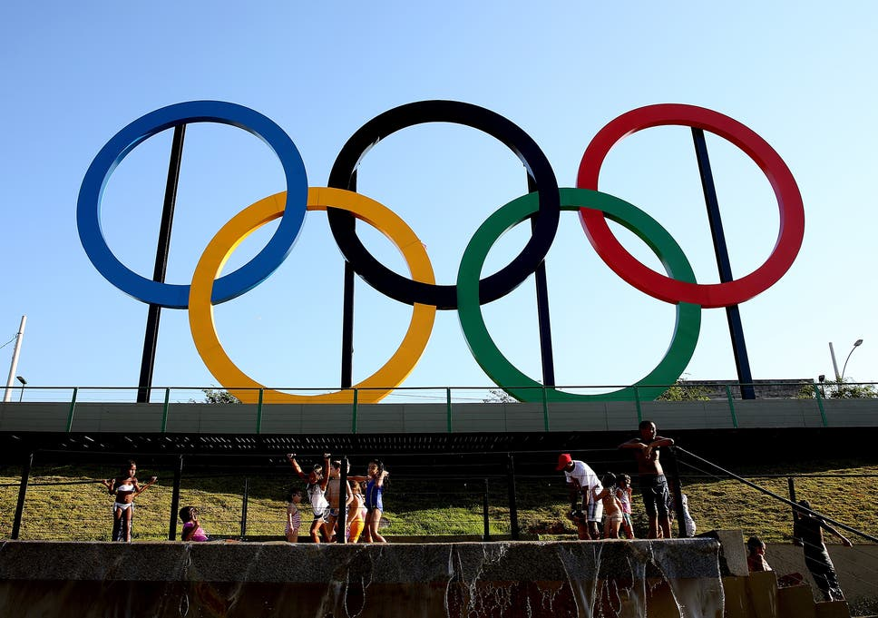 Rio 2016 What Does The Olympics Logo Mean The Independent
