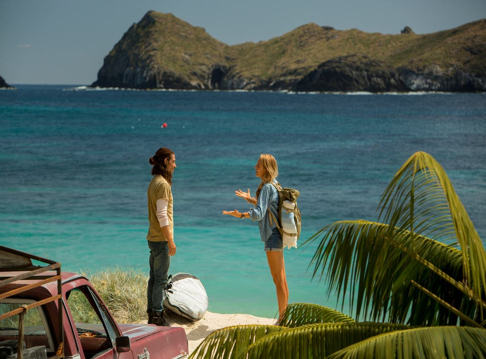 The Shallows: a very pared down survival story