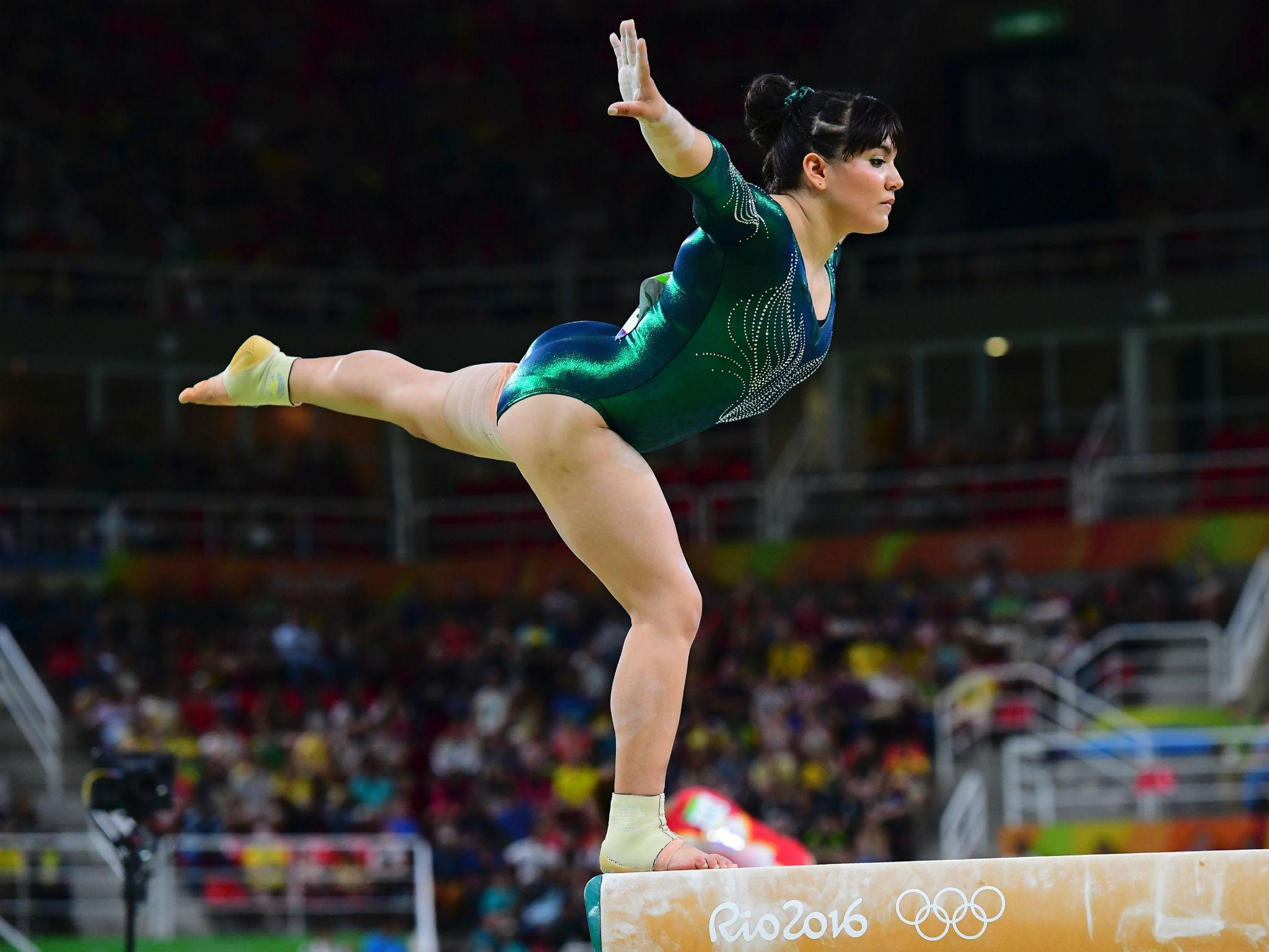 Rio 2016 Viewers Defend Mexican Gymnast Alexa Moreno From