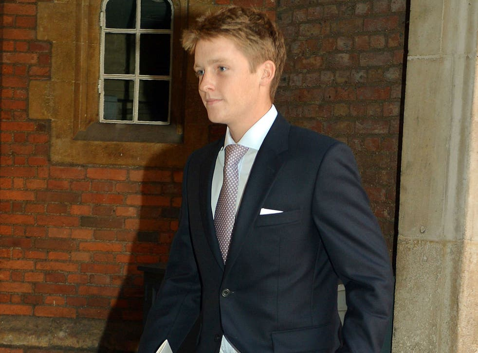 Hugh Grosvenor inherited £9bn after his father's death, but did not pay a penny of inheritance tax