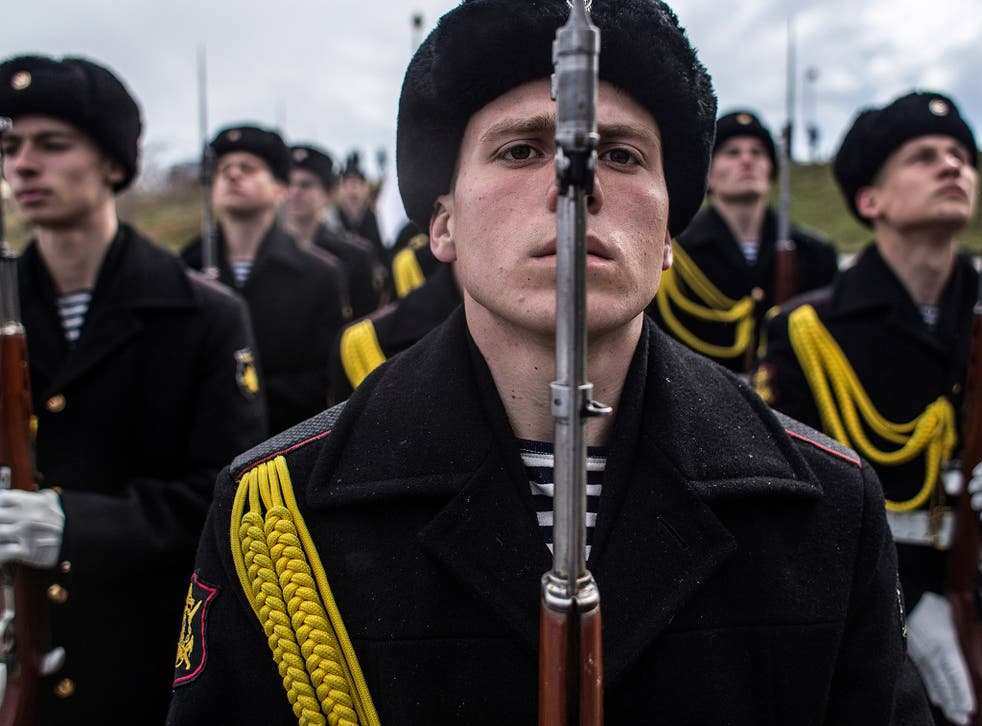 Russia's Federal Security Service said it has prevented 'terrorist attacks' in Crimea, which it claims were planned by Ukrainian authorities