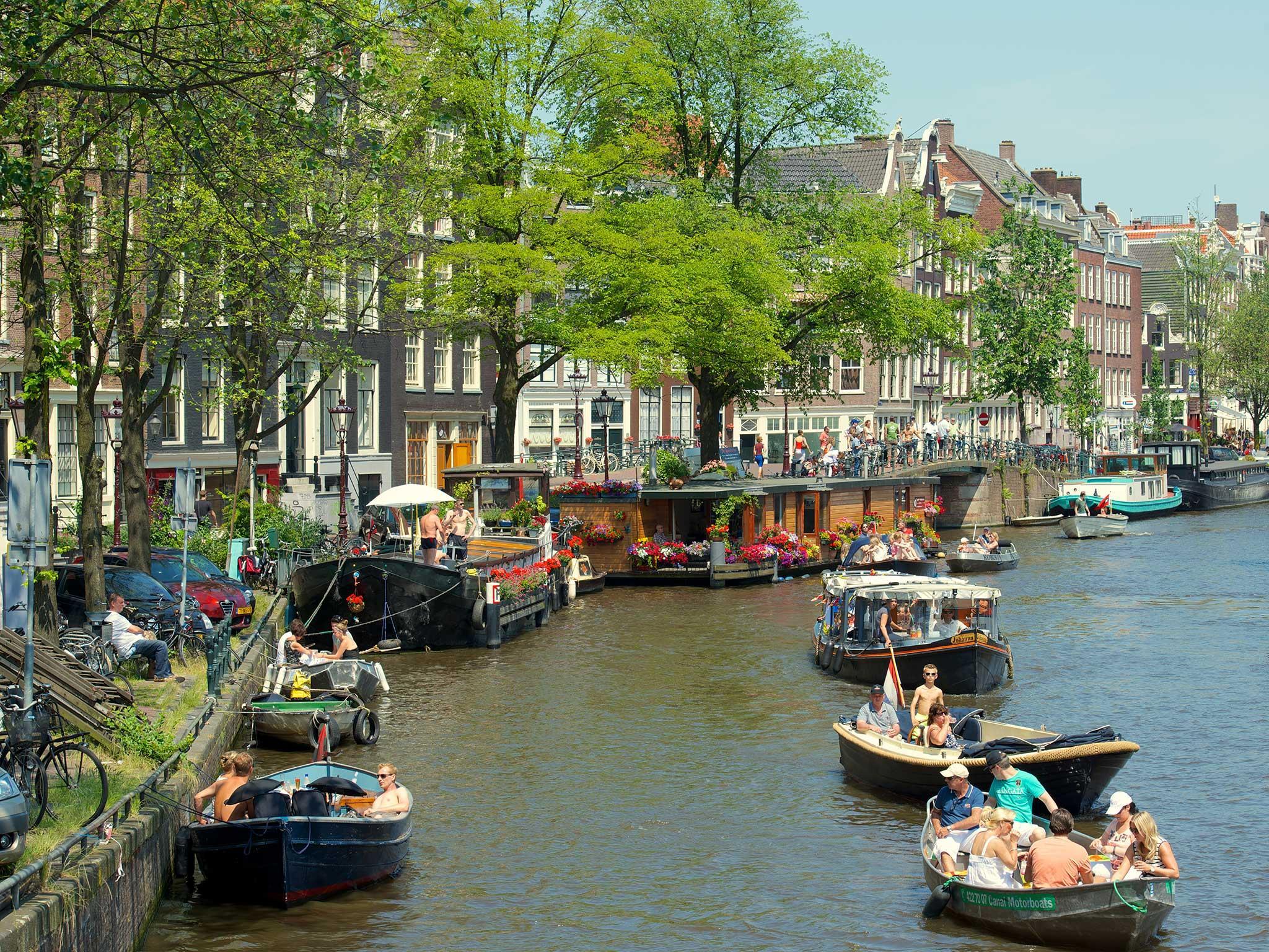 Learning Dutch in Amsterdam | I amsterdam