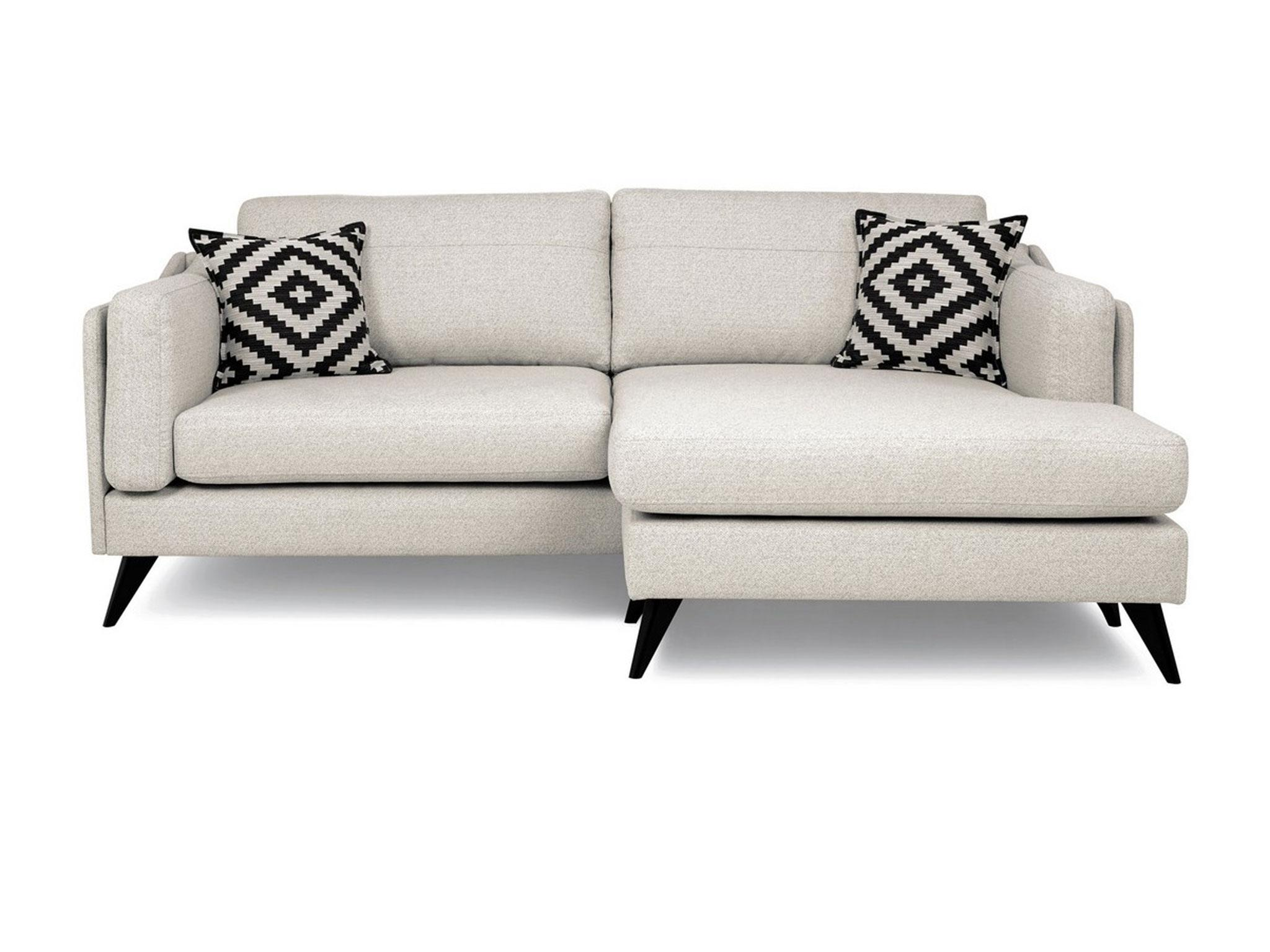 The Two Seater Sofa Has A Chaise End Thatu0027s Perfect For Stretching Legs Or  Accommodating An ...