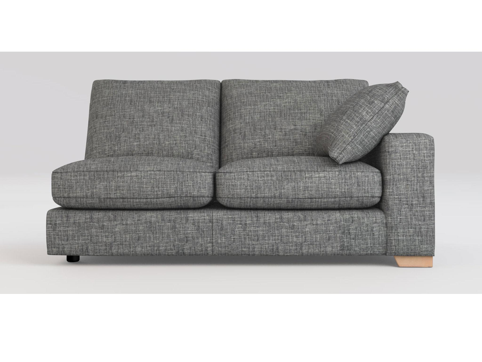 This Boxy Sofa Comes With A Variety Of Options. Build It Up From A Number  Of Units To Suit Your Space (thereu0027s A Discount For Buying Four Units Of  The Same ...