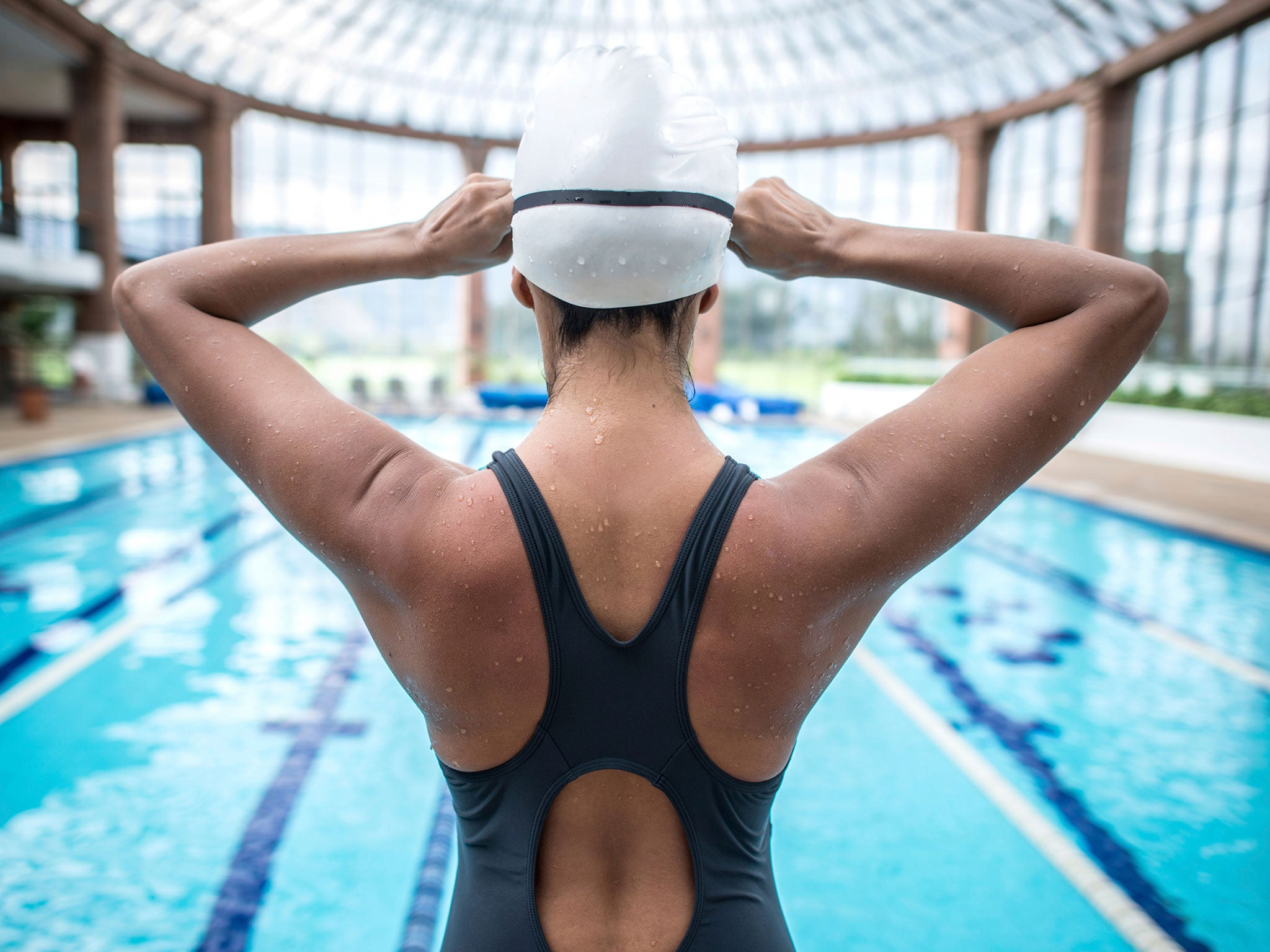 Swimming pool bans women on their periods over ...