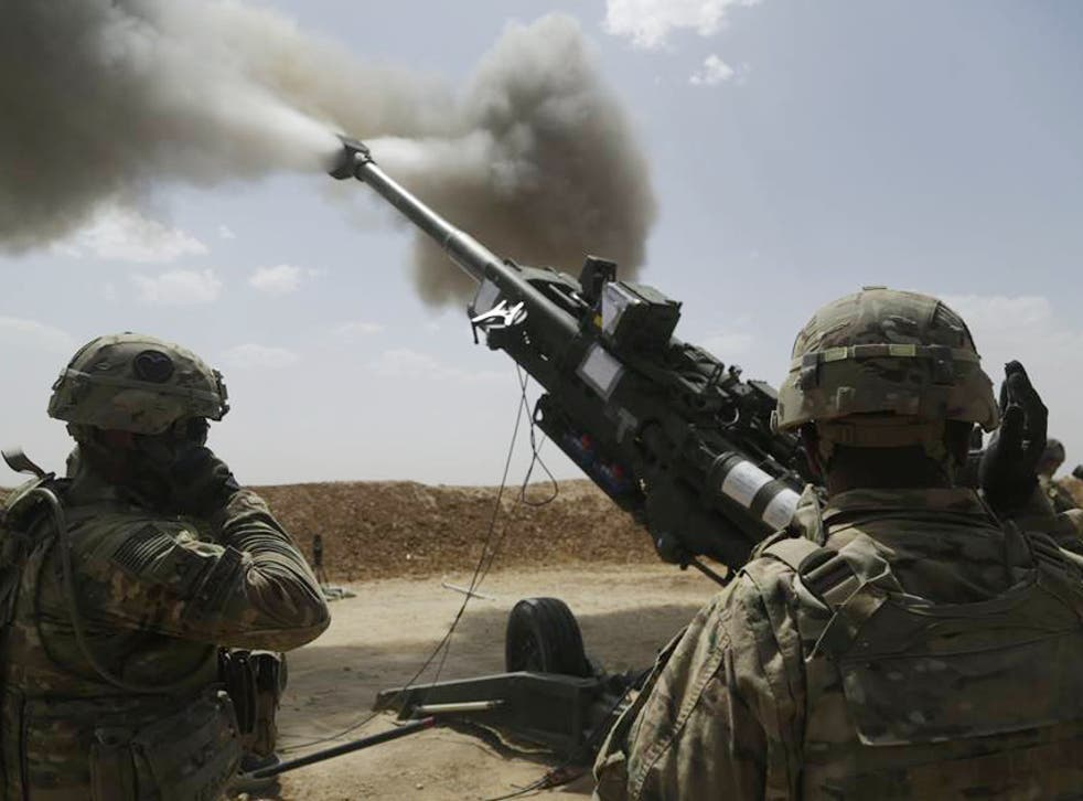 US has more work to do to prepare an air base in northern Iraq before Mosul takeover can happen