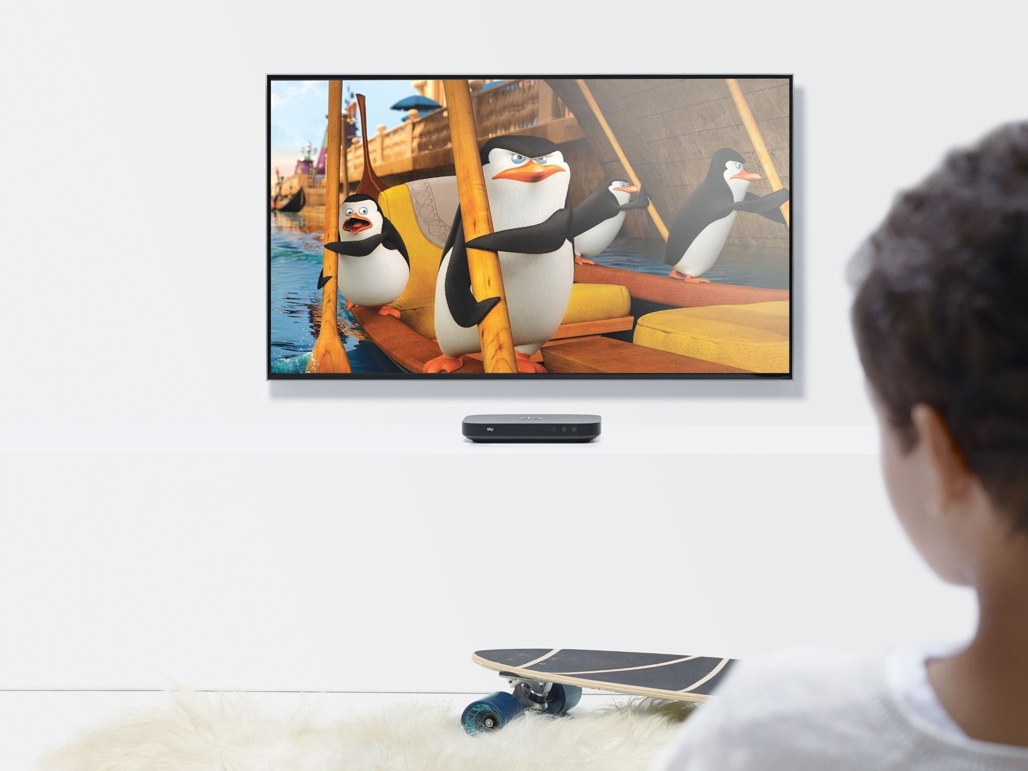 8 Best Tv Streaming Boxes The Independent To Cable Line Ready Tvs Or Through An Adapter Box Set Top