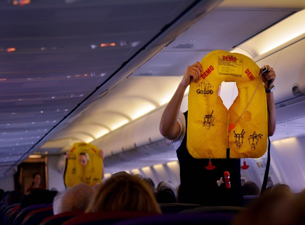 Is the lifejacket demonstration still fit for purpose?