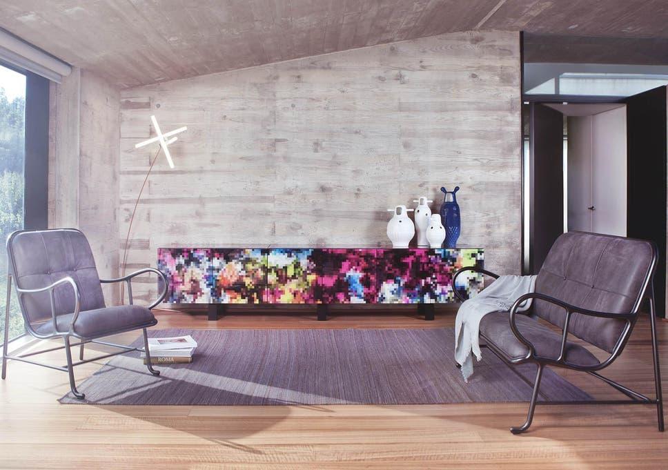 Designer Cristian Zuzunaga refuses to follow seasons and trends, and