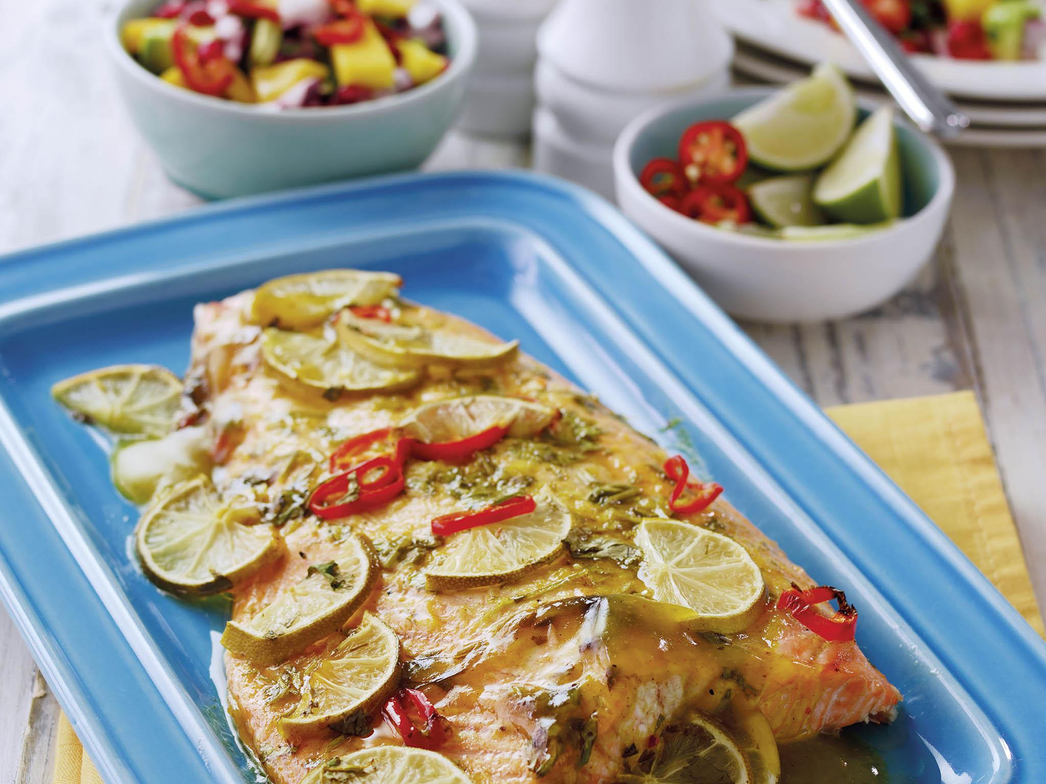 Caribbean Recipes: From Jerk Salmon To Jamaican Fire Burgers  The  Independent