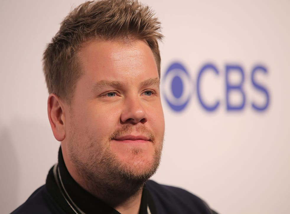 James Corden has said he is 'truly sorry' for Weinstein jokes