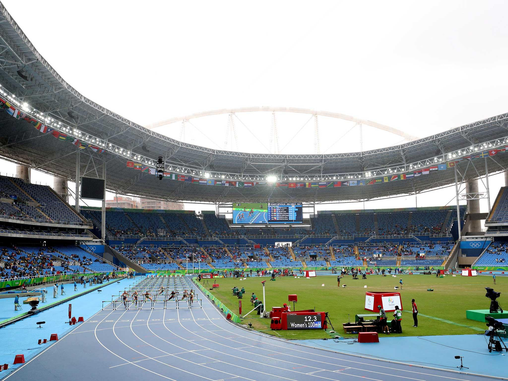Rio 2016: Olympic athletics competition gets underway in ...