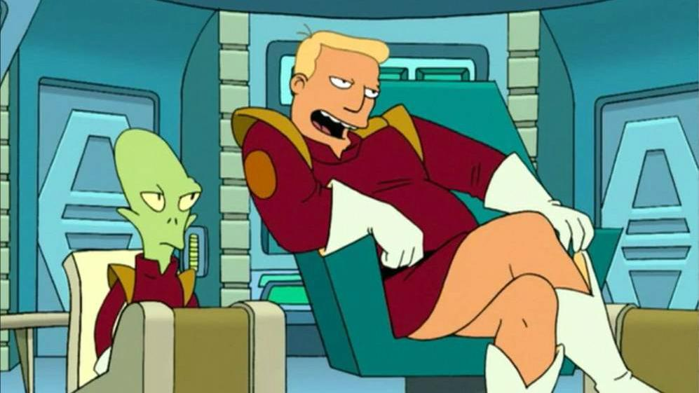 Image result for zapp brannigan