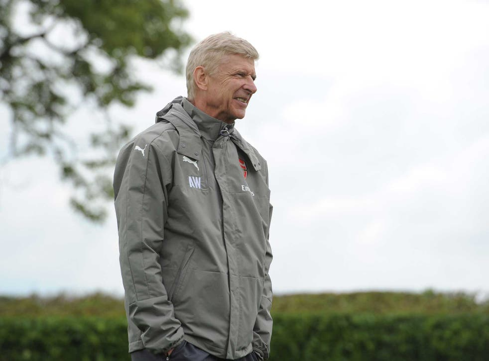 This may be Arsene Wenger's final season as Arsenal manager