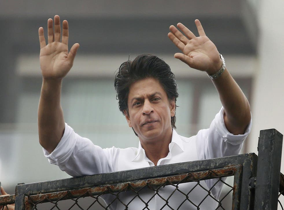 This was the third time Shah Rukh Khan, who is worth £465m, has been stopped at US customs