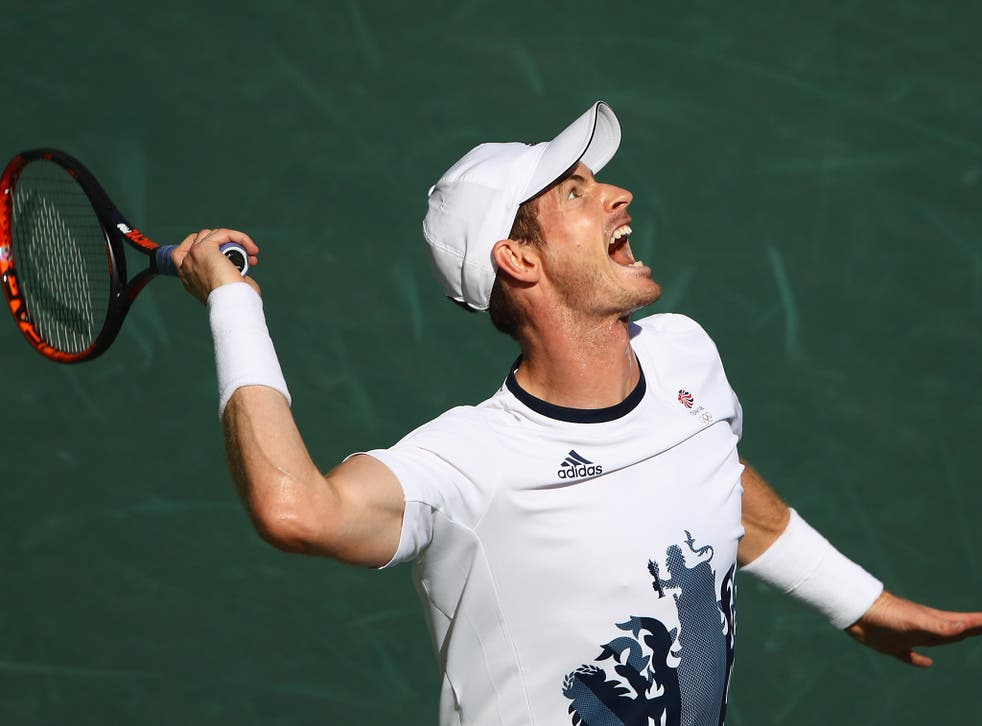 Andy Murray needed just 80 minutes to see of Kei Nishikori 6-1, 6-4