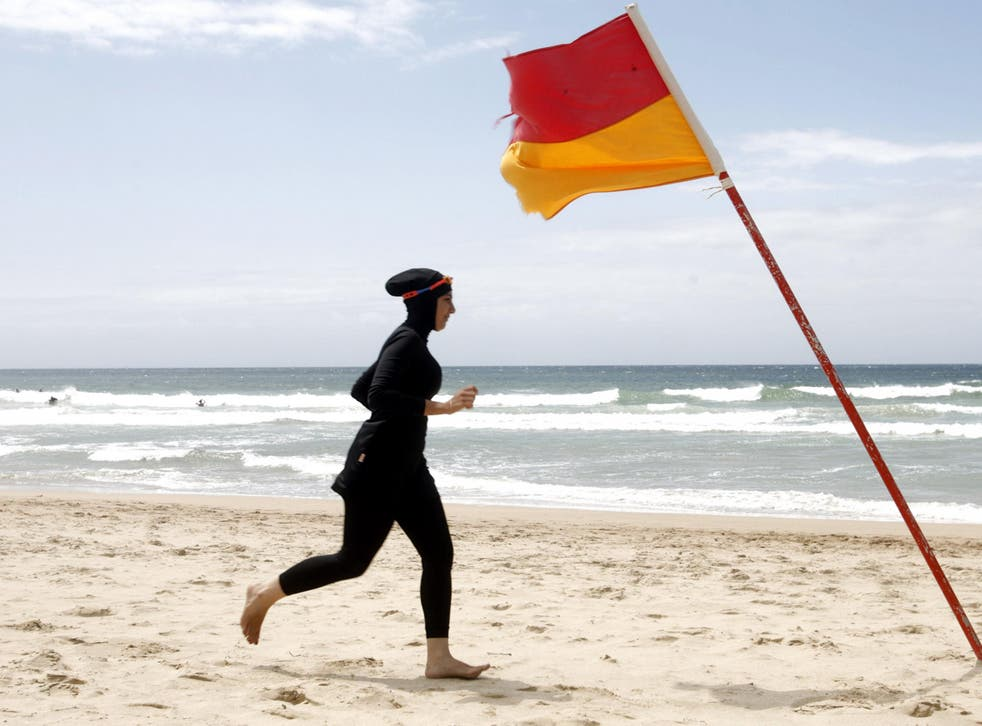 The judge who banned the burkini in Cannes mentioned the Nice terror attacks in the ruling