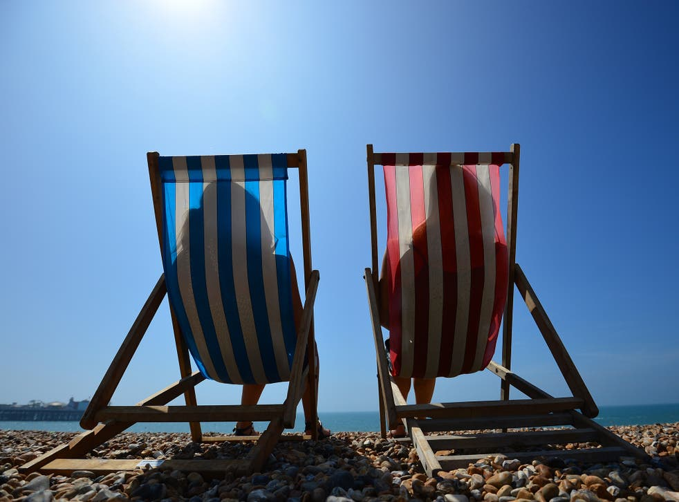 It will be hottest in the south and south-east of England but will fall short of mid July's record this year