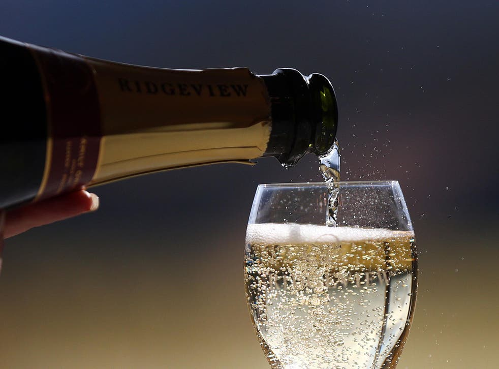 In the past five years, sales of sparkling wine have jumped from 17.6 million to 31.6 million gallons