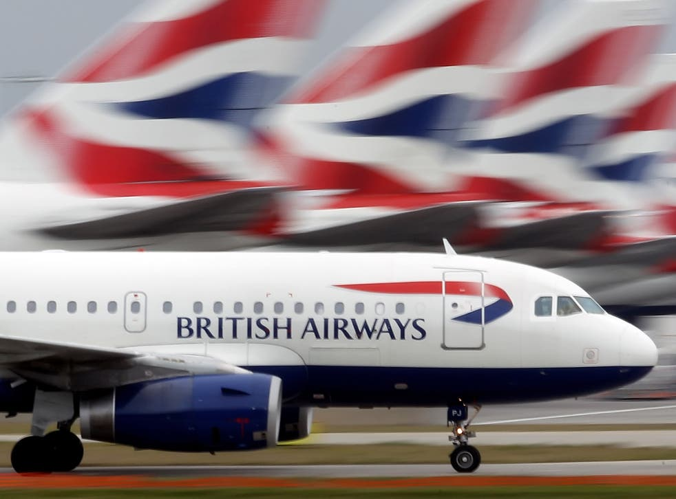 The reduced menu was introduced last month and came after reports BA was going to charge for its meals