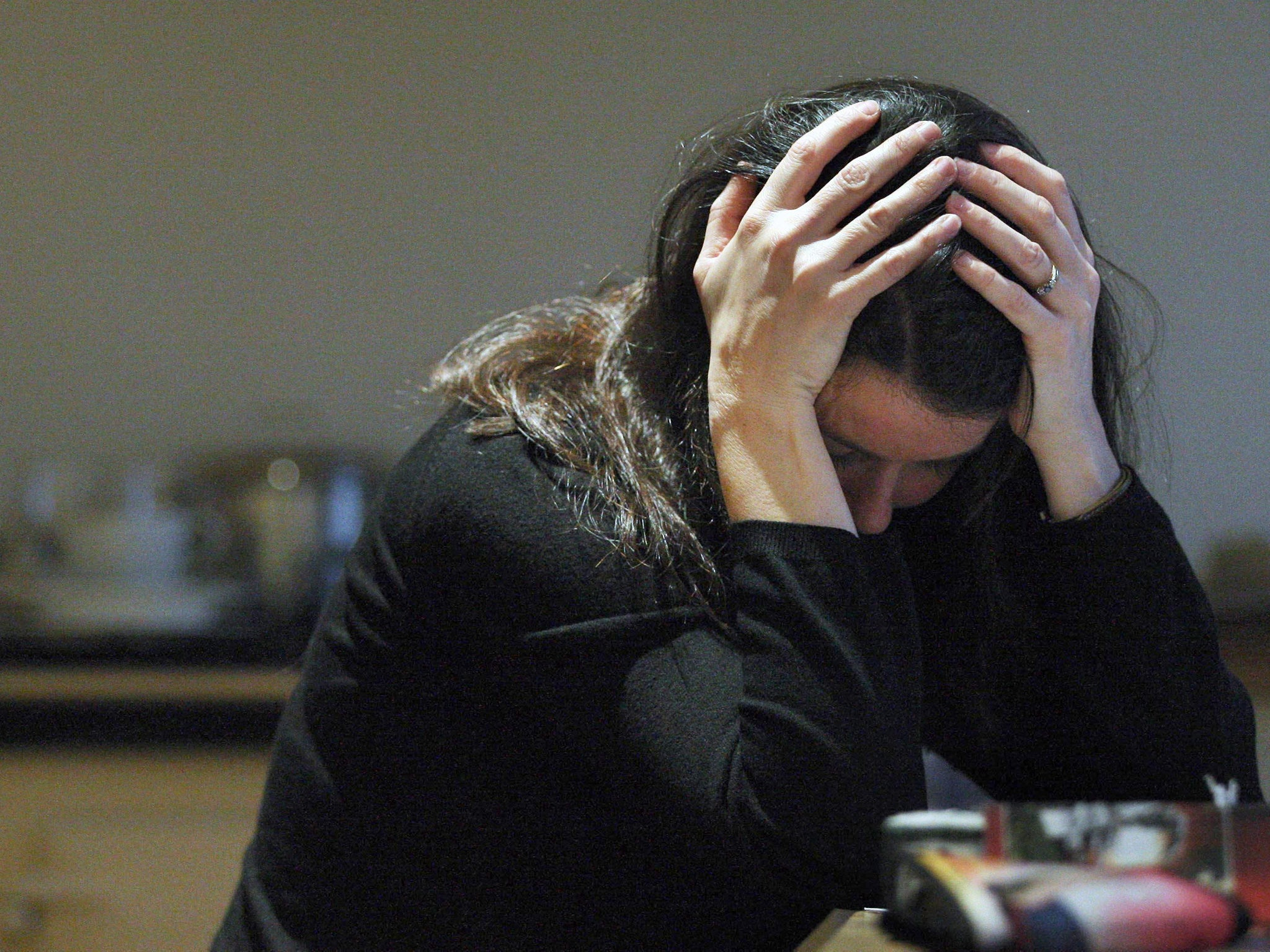 three quarters of people with long term mental illness are